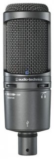 Audio-Technica AT2020 USB+