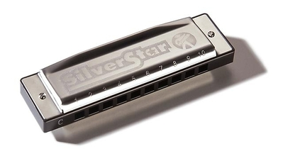 HOHNER M50410 Silver Star A-major